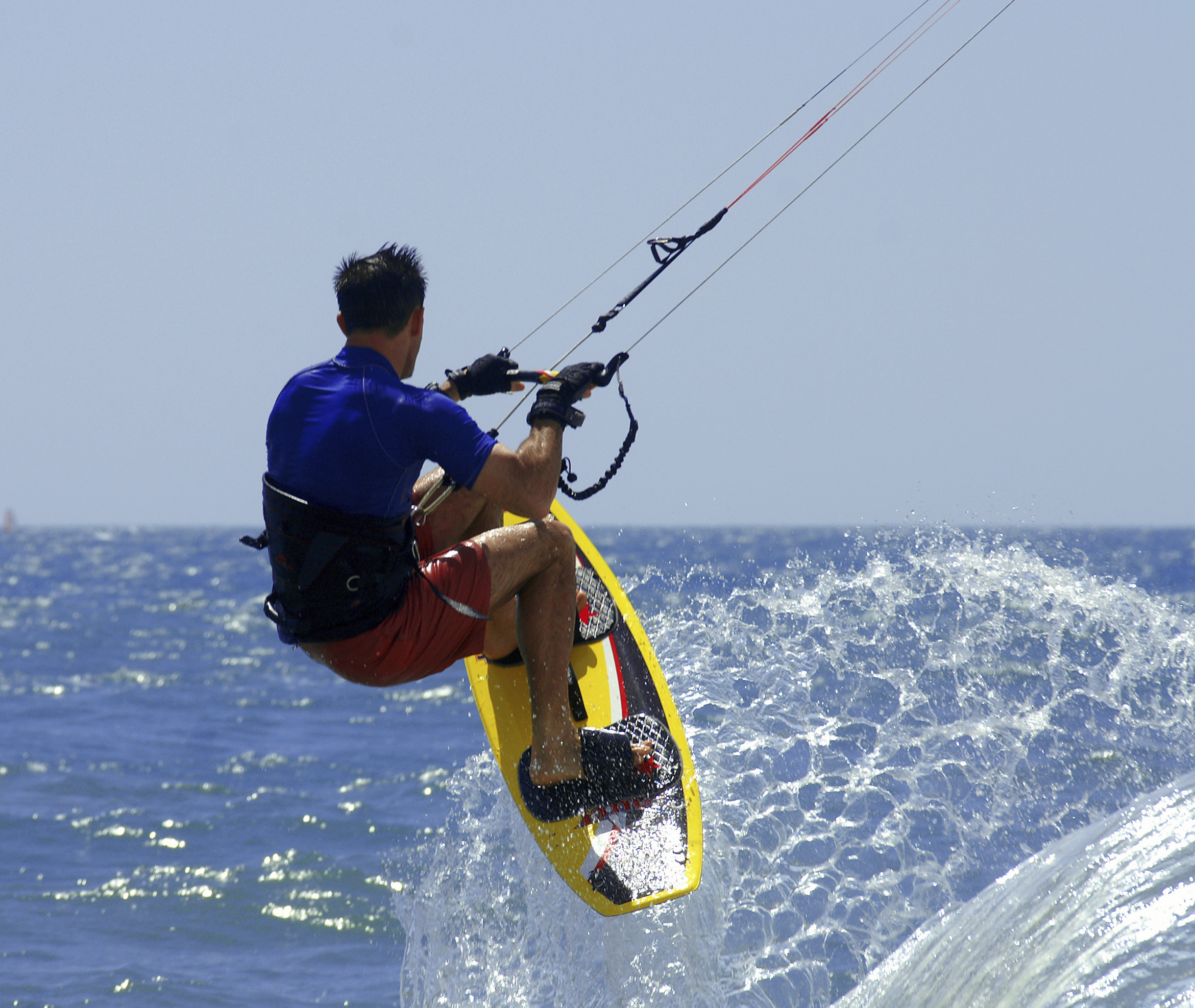 Extreme Sports: Kevin Hall Physiotherapy Brighton & Hove